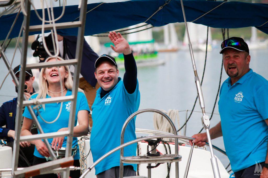 В яхтенной регате Mykolaiv River Cup определены победители. Яхта с мэром Николаева на борту - 4-я в своей группе (ФОТО) 9