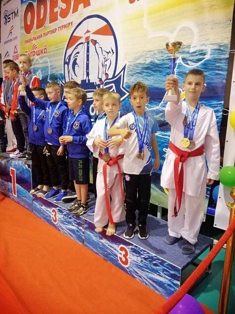 Юные каратисты из Николаева добыли на международном турнире в Одессе 44 награды (ФОТО) 13
