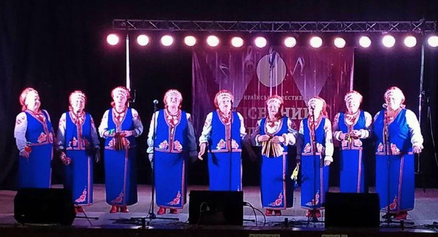 «Пісенний драйв 2021»: в Очакове прошел открытый фестиваль-конкурс (ФОТО) 11