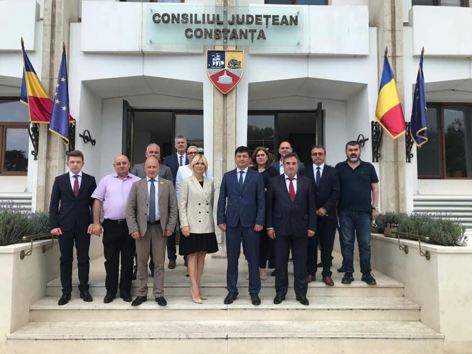 Ким с Замазеевой поехали в Румынию (ФОТО) 1