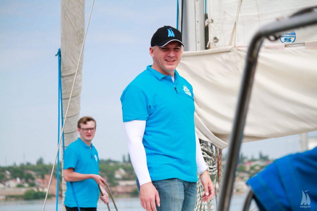 В яхтенной регате Mykolaiv River Cup определены победители. Яхта с мэром Николаева на борту - 4-я в своей группе (ФОТО) 11