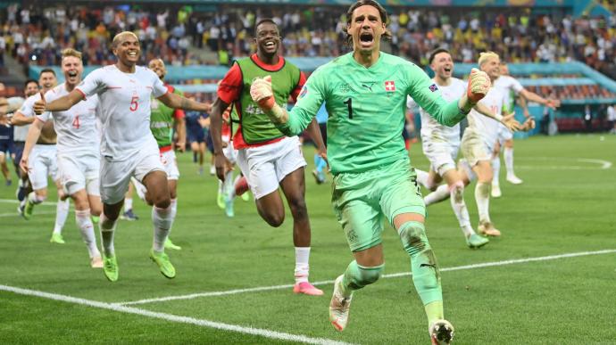 Очередная сенсация на Евро-2020. Швейцария выбила Францию после пенальти (ВИДЕО)