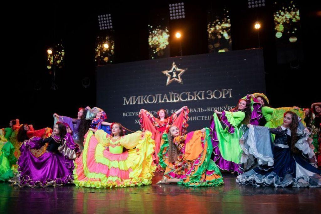 «Миколаївські зорі 2021»: Всеукраинский фестиваль-конкурс хореографического искусства собрал в Николаеве более 2 тысяч танцоров из 6 областей (ФОТО) 13