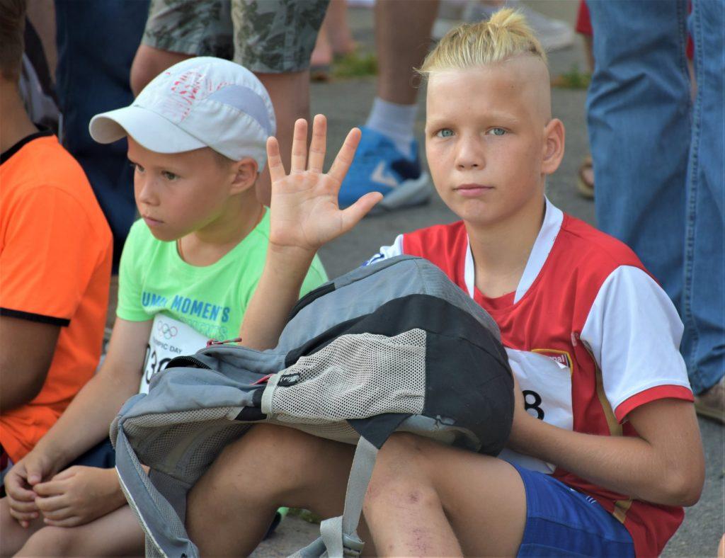 В Николаеве почти 1000 горожан приняли участие в забеге в честь «Олимпийского дня» (ФОТО) 13