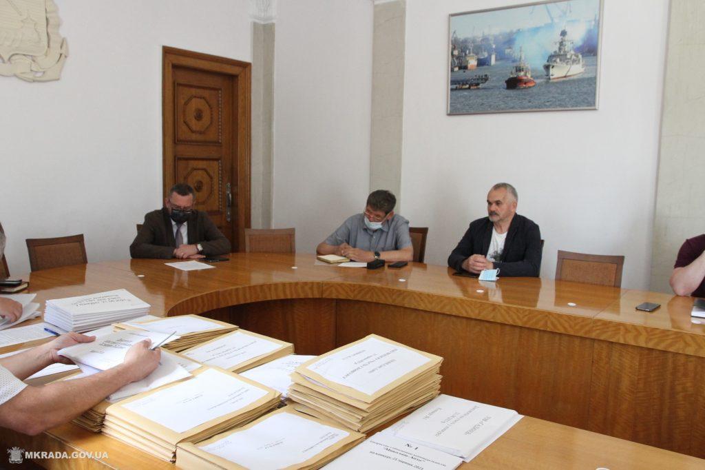 В Николаеве состоялся первый этап конкурса по определению перевозчиков, которые будут обслуживать пассажирские маршруты (ФОТО) 13