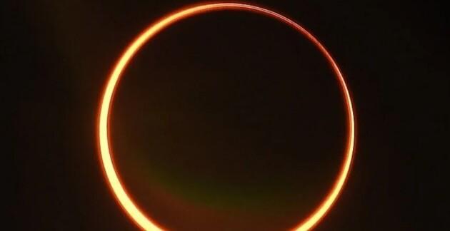 Сегодня – кольцевое солнечное затмение, но в Украине его увидят не все