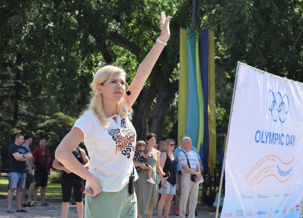 В Николаеве почти 1000 горожан приняли участие в забеге в честь «Олимпийского дня» (ФОТО) 15
