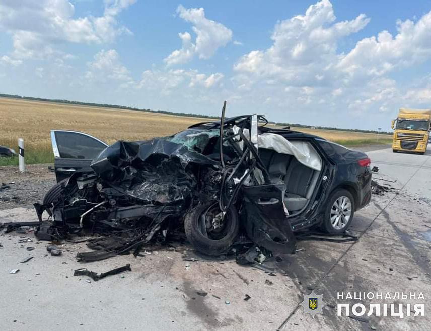 Жуткое ДТП на Николаевщине: трое погибли, двое пострадали, в том числе ребенок (ФОТО, ВИДЕО) 15