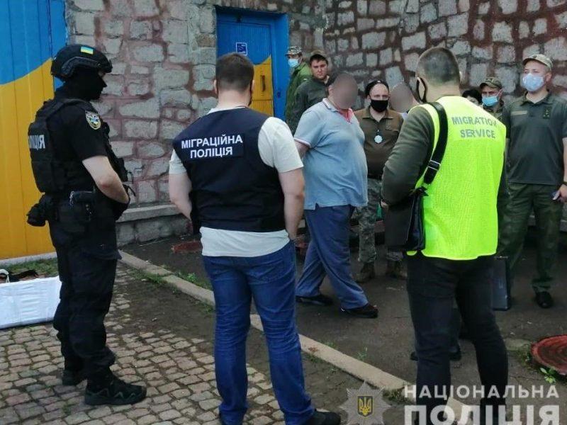 Из Украины выдворят гражданина Грузии — он позиционировал себя как «смотрящий» Казанковской колонии (ФОТО)