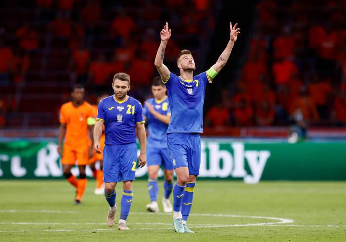 Украина проиграла Нидерландам 2:3. Реакция Зеленского (ФОТО)
