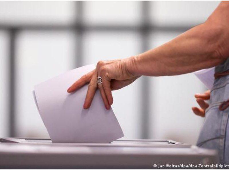 На местных выборах в Германии побеждает партия Меркель