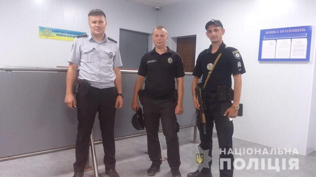 """Пробочный город. В Николаеве полиция превратилась в """"скорую"""" - за день трижды возили детей в больницу (ФОТО, ВИДЕО) 3"""