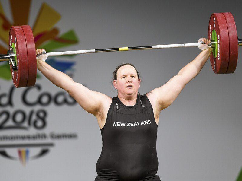 На Олимпиаде в Токио впервые выступит трансгендерная штангистка