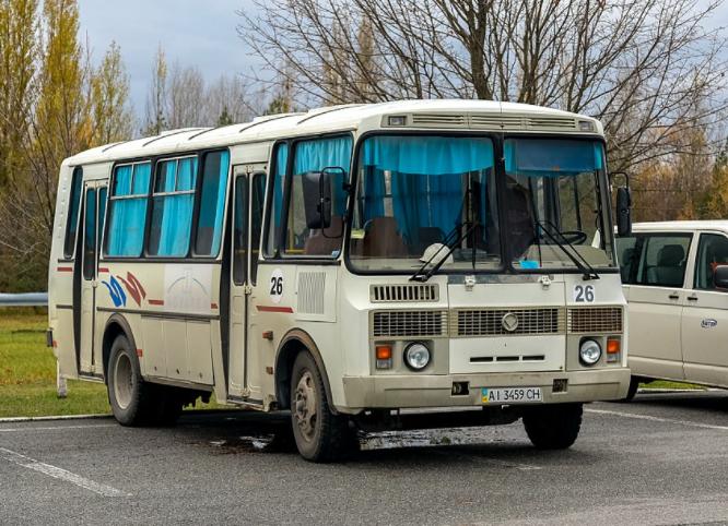 Коммунальное предприятие в Новом Буге купило пару санкционных российских автобусов под видом белорусских