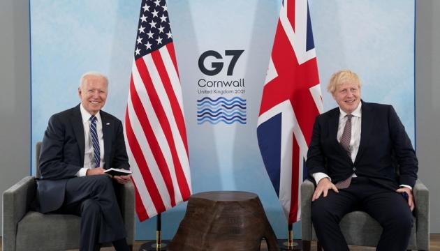 Впервые после Рузвельта и Черчилля. Байден и Джонсон подписали обновленную Атлантическую хартию