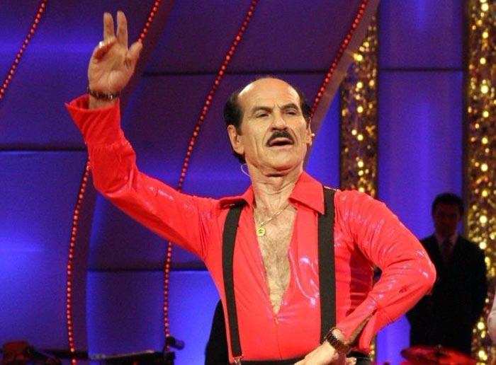 Сидел на коленях у Сталина. Умер легендарный хореограф Чапкис (ФОТО, ВИДЕО)