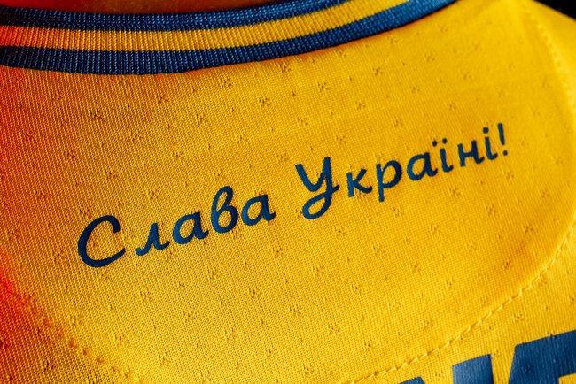 В России могут посадить в тюрьму за ношение новой формы сборной Украины
