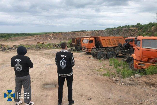 """Карьер """"подсанкционного""""  Амирханяна два года незаконно добывал гранит  на Николаевщине, ущерб государства – 280 млн. грн"""