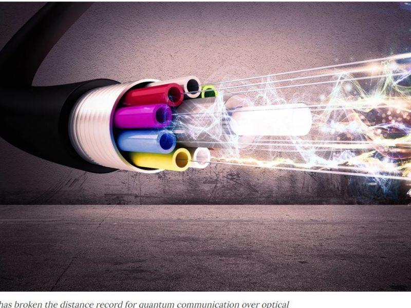 Еще один шаг на пути к квантовому интернету – установлен рекорд непрерывной квантовой связи