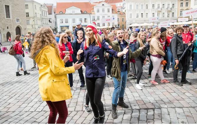 «Летняя трудовая дружина» в Эстонии: школьники смогут заработать более 700 тыс.евро