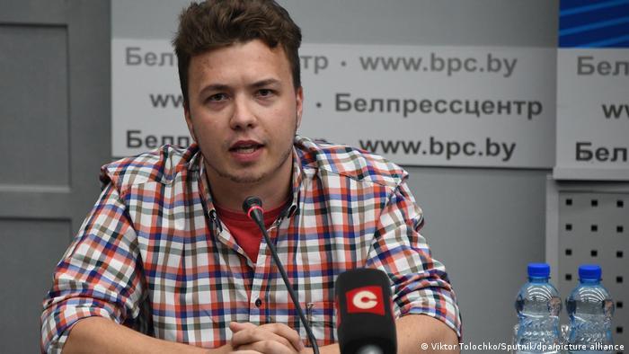 """В """"ЛНР"""" поблагодарили Лукашенко за допрос Протасевича и заявили о получении """"признательных показаний"""""""