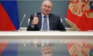 Как Путин украл выборы в России? 14 млн. аномалий, - объясняют математики 4