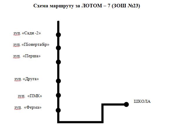 Николаевское гороно ищет перевозчиков для доставки учеников в 7 школ города 13