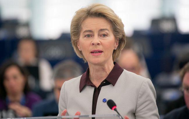 ЕС будет занимать позицию силы в отношениях с Россией, – глава Еврокомиссии