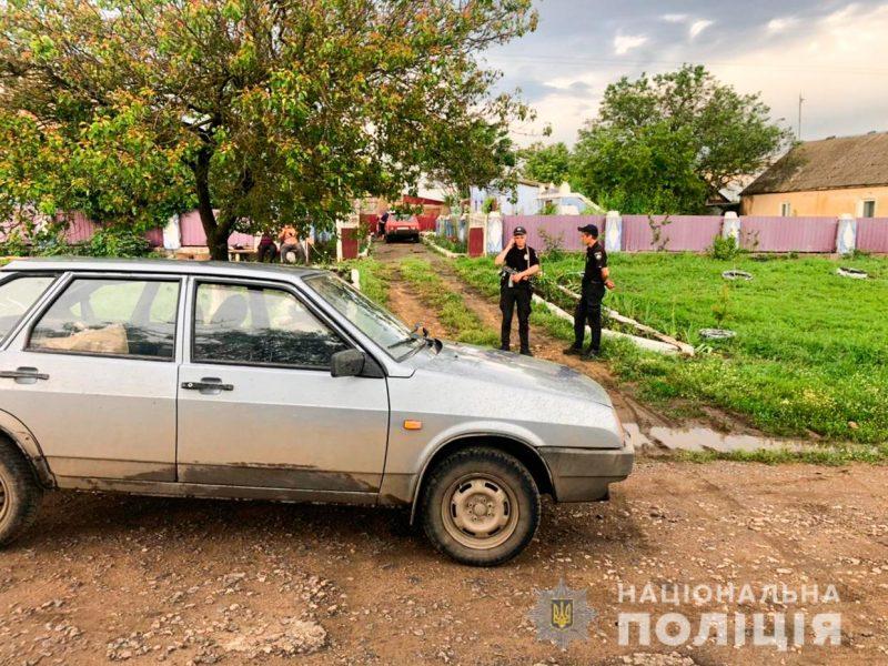 Что не поделили? В Вознесенском районе тесть убил зятя (ФОТО)