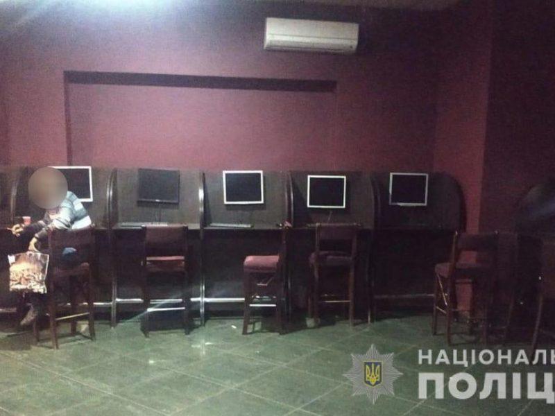 Еще 4 подпольных игорных заведения нашли в Николаеве – полиция отреагировала на звонки горожан (ФОТО)