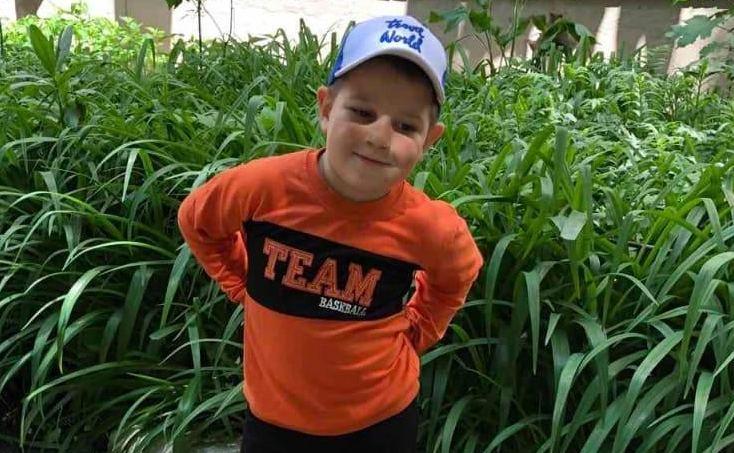 На базе отдыха в Коблево пропал 5-летний Егор Кучер (ФОТО)