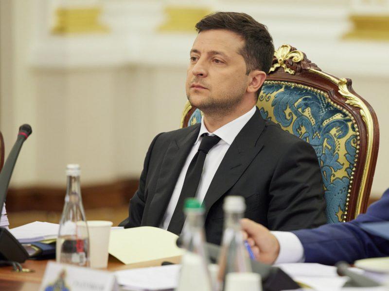 Зеленский прокомментировал последние решения СНБО по Фирташу, Фуксу и другим