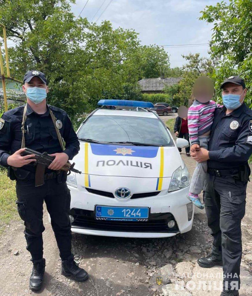 В Первомайске пропала 6-летняя девочка. К счастью, быстро нашли (ФОТО) 1