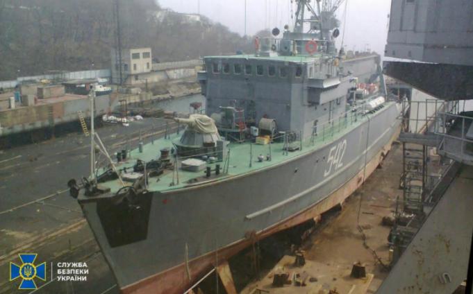 СБУ раскрыло схему вербовки херсонских корабелов на военные верфи РФ
