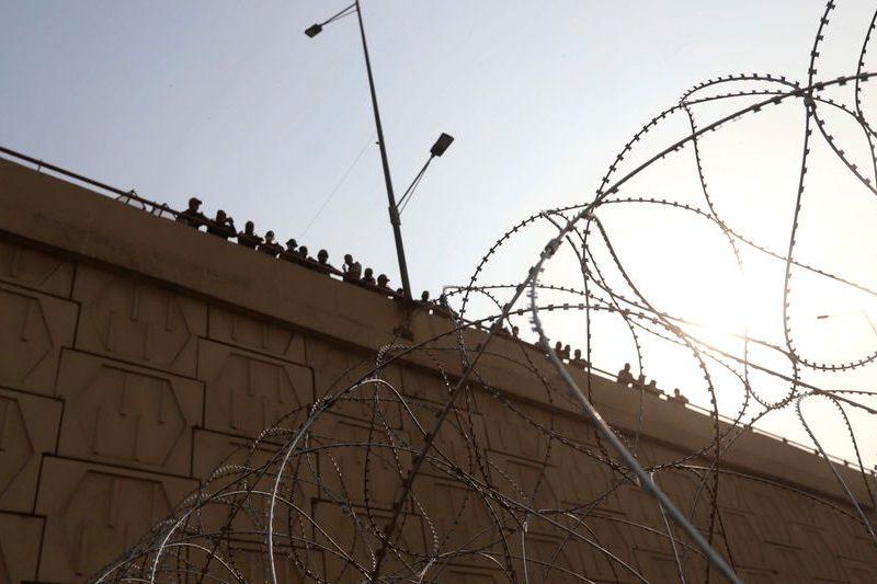 В Индии заключенные сбежали из тюрьмы с помощью… перца