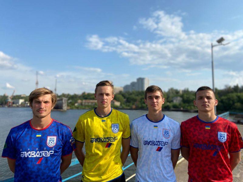 В МФК «Николаев» представили 9 новичков команды