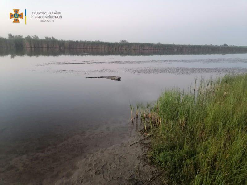 В Баштанском районе утонул 46-летний мужчина