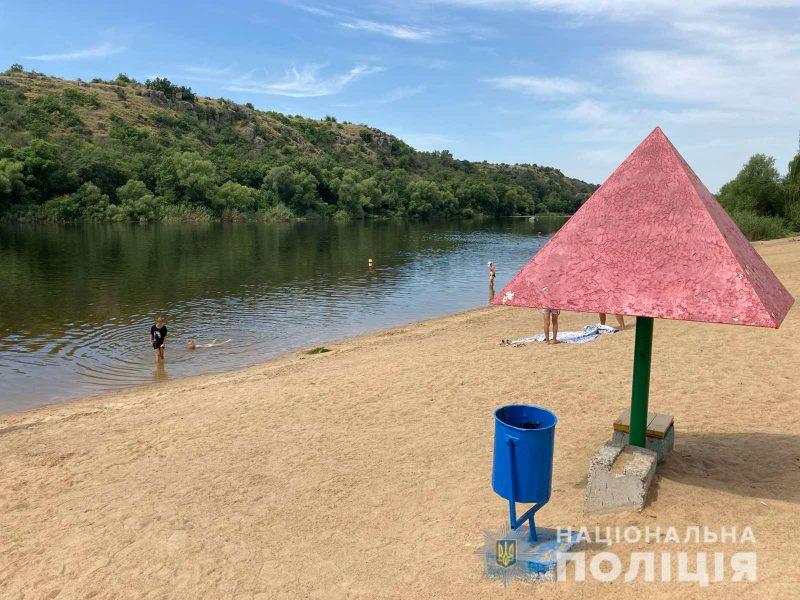 В Южноукраинске в реке нашли тело 16-летней девушки