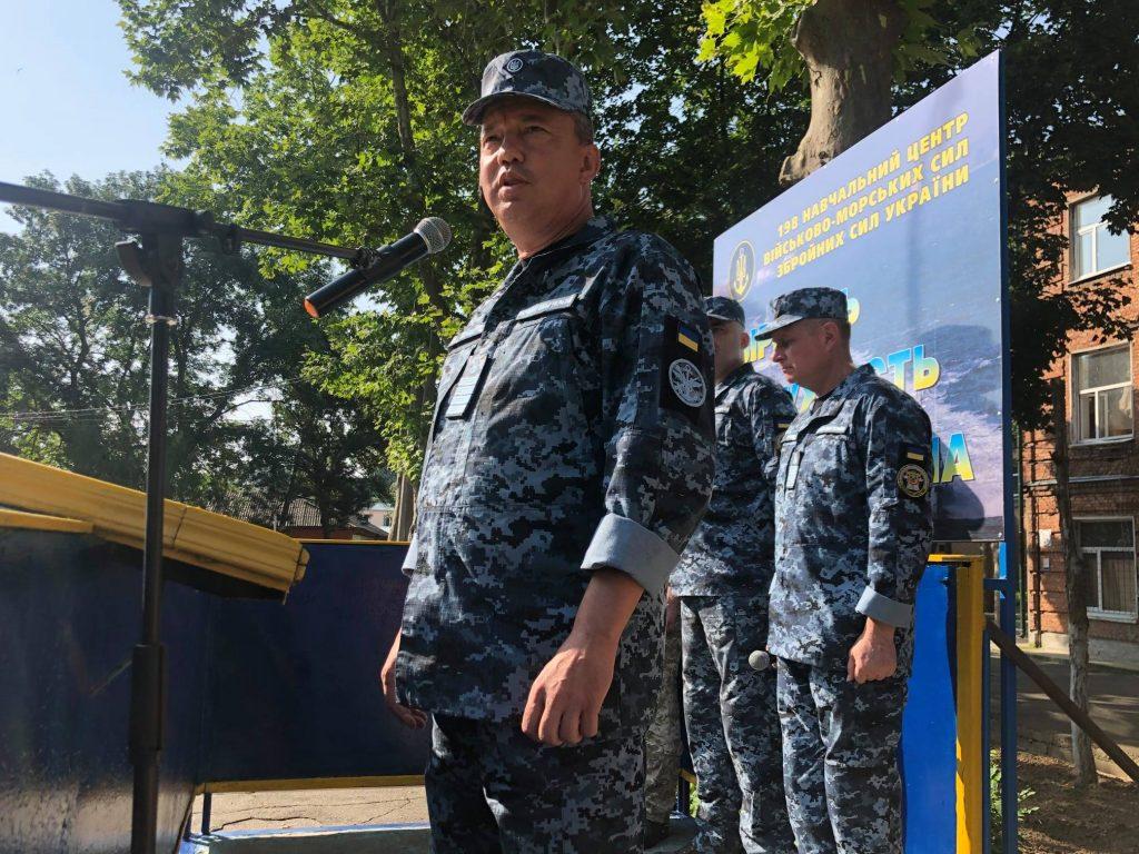 В Николаеве на верность украинскому народу присягнули матросы-«срочники» (ФОТО) 3