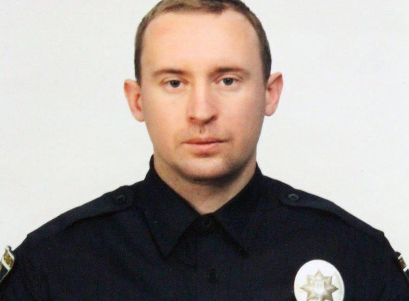 Ночью на трассе М-14 погиб 29-летний херсонский патрульный – его сбил DAF