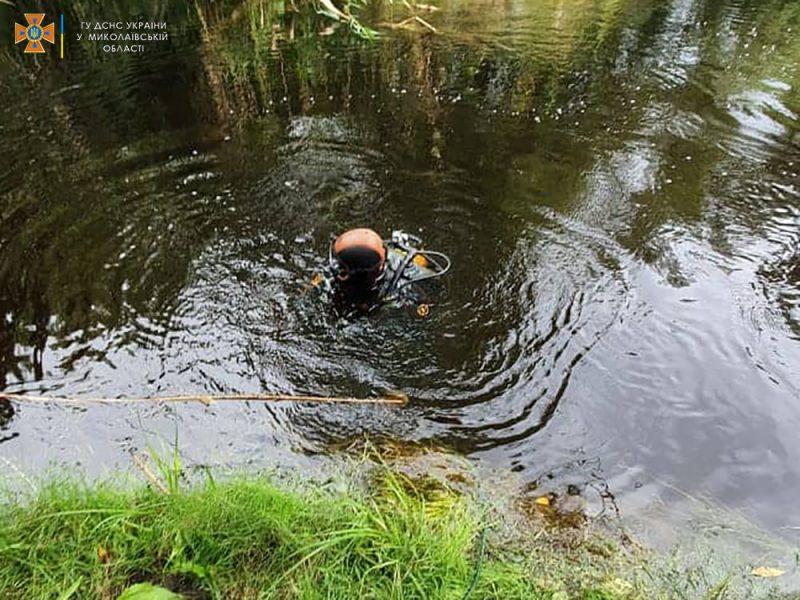На Николаевщине утонули мужчина и женщина
