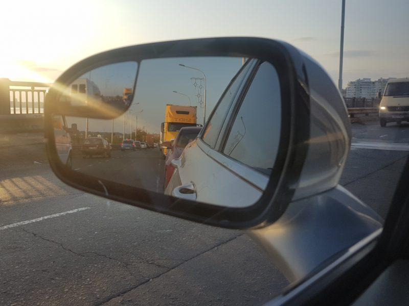 Фуры, Варваровский мост, пробки: как Николаев встретил 27 июля (ФОТО, ВИДЕО)