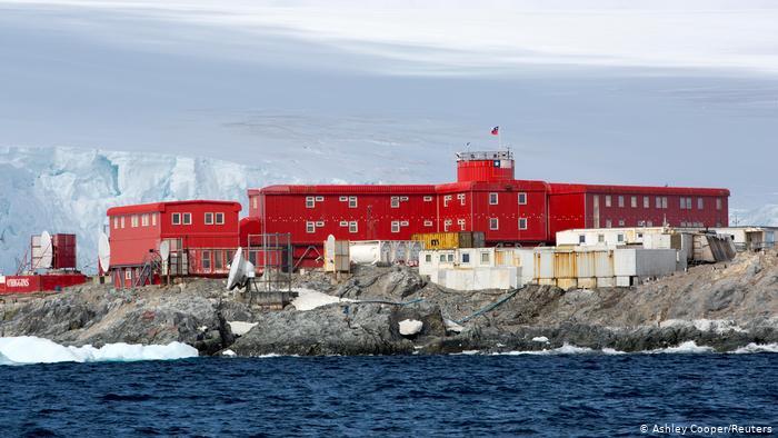 Глобальное потепление: в Антарктике зафиксировали очередной температурный рекорд