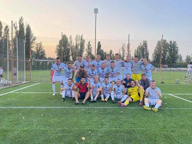 МФК «Николаев» крупно победил в Одессе (ВИДЕО)