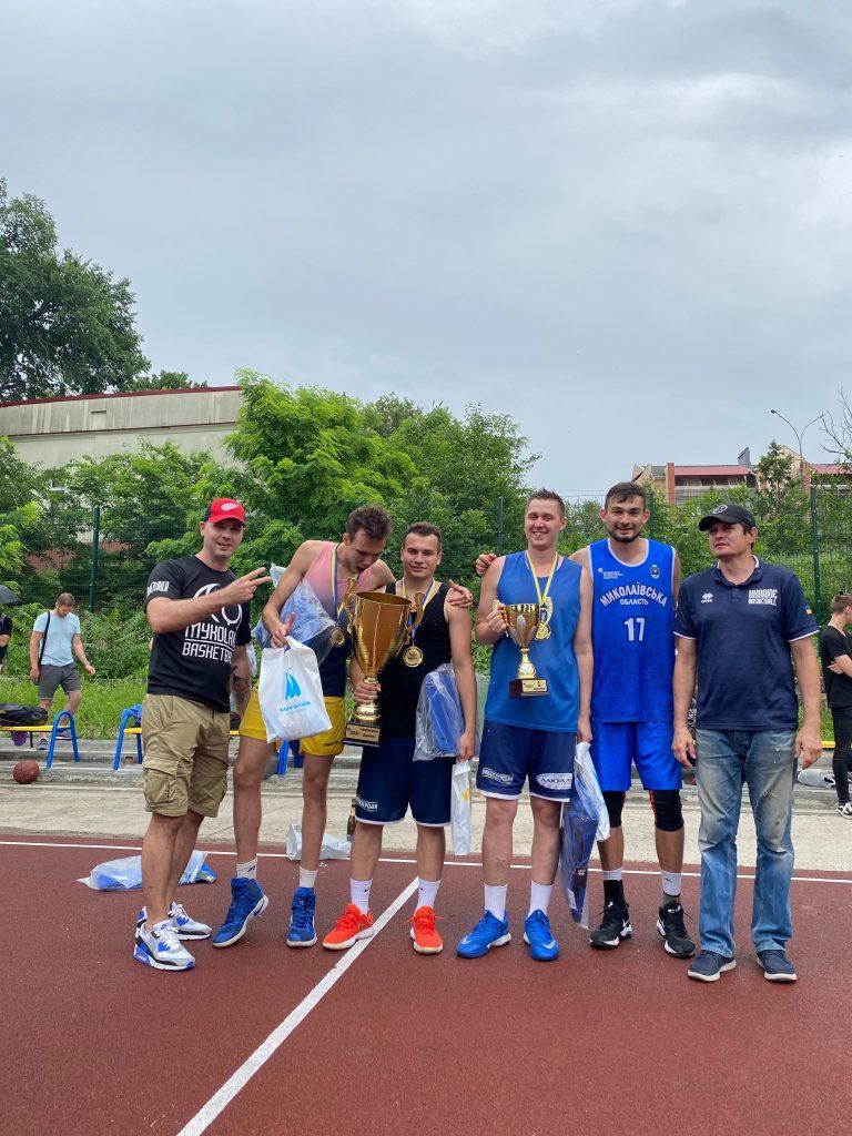 Mykolaiv Streetball Festivall: в Николаеве определили победителей крупнейшего стритбольного турнира области (ФОТО) 1