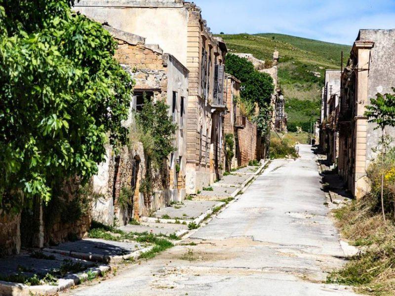 Город-призрак на Сицилии станет лабораторией сейсмических исследований