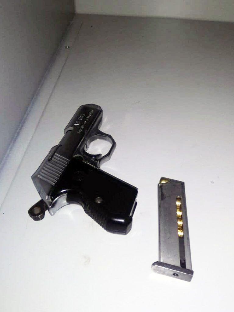 Пистолеты, ножи, баллончики и прочие «изыски»: сколько запрещенных предметов за полгода изъяла Служба судебной охраны Николаевщины (ФОТО) 1
