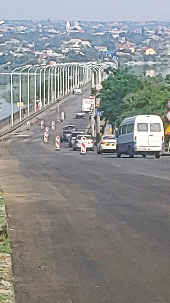 Фуры, Варваровский мост, пробки: как Николаев встретил 27 июля (ФОТО, ВИДЕО) 19