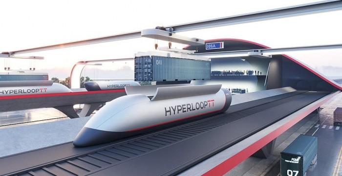 В Германии будут перевозить грузы по технологии Hyperloop (ВИДЕО)