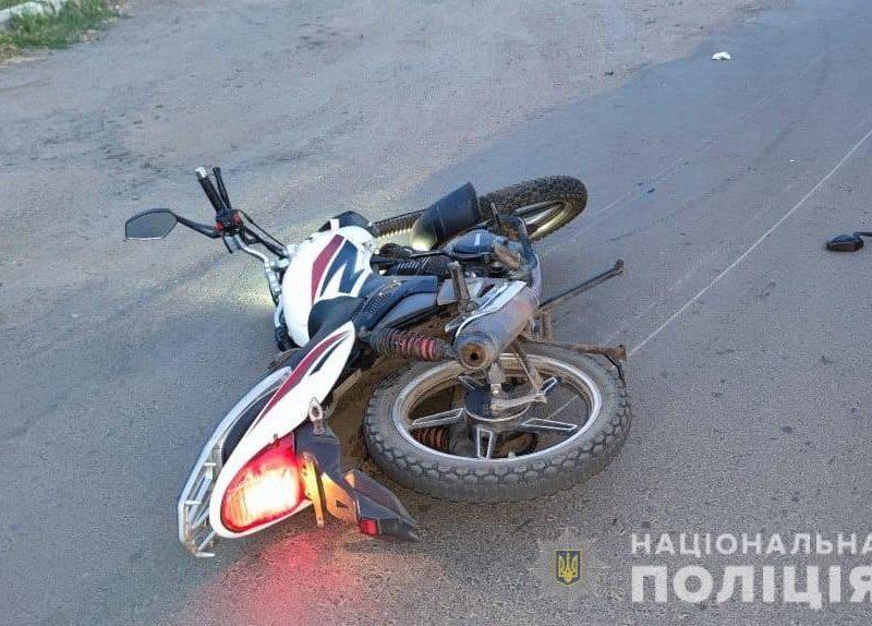 В Братском в ДТП погиб мотоциклист, а пешеход был травмирован (ФОТО)
